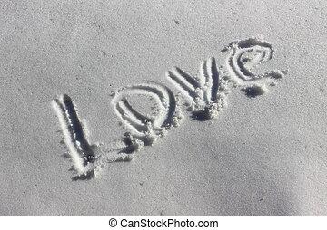 Love the snow