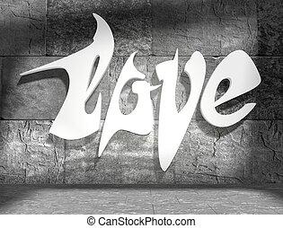 love theme relative background
