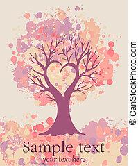 love-tree-card