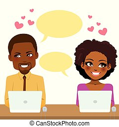 Love Work Couple