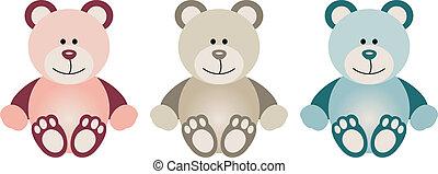 Lovely Baby Teddy Bear