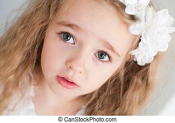 Lovely beautiful girl