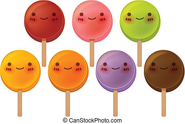 Lovely Lollipop Collection