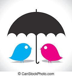 lover bird