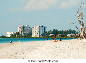 Lovers Beach Florida