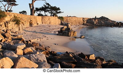 lovers point Pacific Grove California