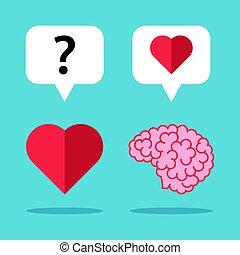 Loving brain, thinking heart