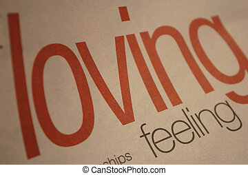Loving Feeling - Got that loving feeling