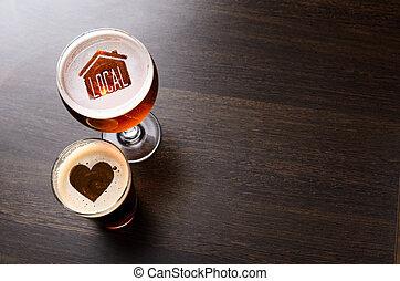 Loving local craft beer