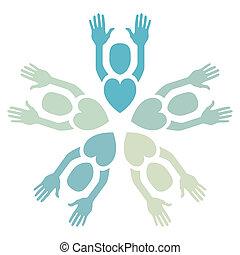 Loving people design. - Loving people design in a circular...