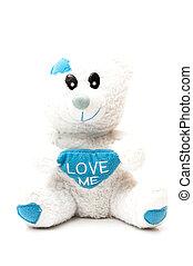 loving teddy