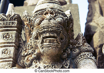 Balinese God statue