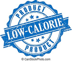 Low-calorie product stamp