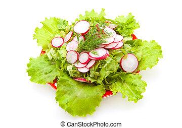 low-calorie, salada