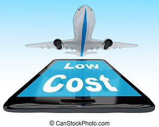 Low Cost Flight concept