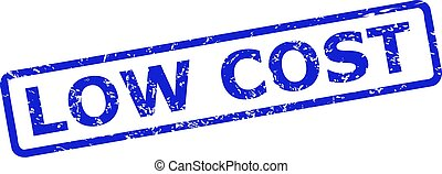 LOW COST Watermark with Unclean Surface and Rounded Rect Frame