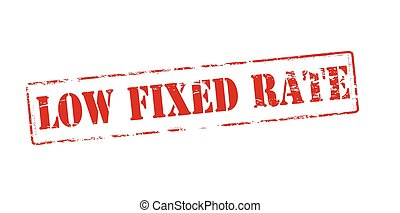Low fixed rate