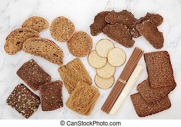 Low Glycemic Bread for a Diabetic Diet