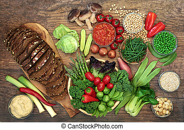 Low Glycemic Health Food