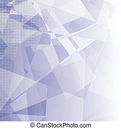 low poly abstract background 0708 - Abstract background with...