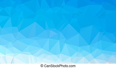 Low Poly geometric abstract backgroud for brochure layout, ...