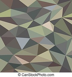 Low Poly Seamless Background - Low Poly Seamless Camouflage...