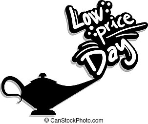 Low price day lamp
