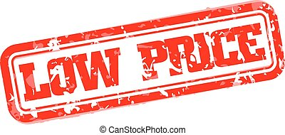 Low price rubber stamp