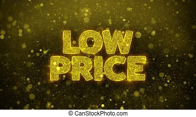 Low Price Wishes Greetings card, Invitation, Celebration Firework