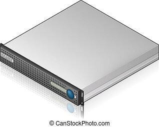 Low Profile Server Unit - Low Profile Single Server Unit...