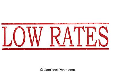 Low rates