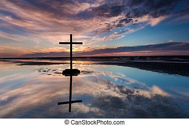 Low Sun Cross Waters