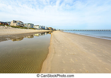 Low Tide - Low tide on the Chesapeake Bay. Location is in...