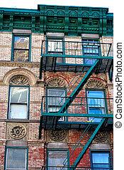 Lower East Side Building