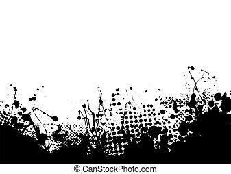 lower ink splat