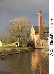 Lower Slaughter Mill - Cotswolds