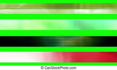 Lower third sixteen GBS - Abstract looping Lower Thirds, use...