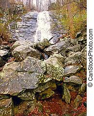 Lower Whiteoak Falls Virginia