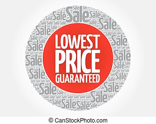 Lowest Price Guaranteed stamp