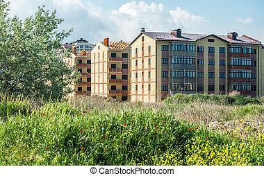 lowrise housing - low-rise housing