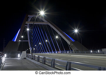 Lowry Avenue Bridge at Roadside