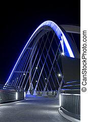 Lowry Avenue Bridge Walkway - Lowry Avenue or County Highway...