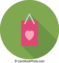 Loyalty, customer, business icon vector image.Can also be...