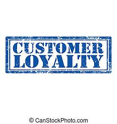 loyalty-stamp, 顧客