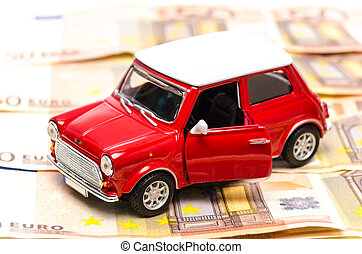 loyer, a, voiture