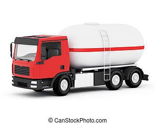 lpg, camion réservoir