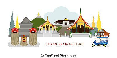 Luang Prabang, Laos, Landmarks - Culture, Travel and Tourist...