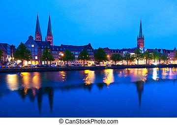 lubeck, ドイツ