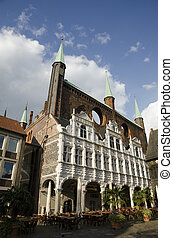 Lubeck (Germany) - The Hanseatic City of Lübeck is the...