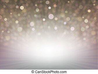 luce, beige, raggi, fondo